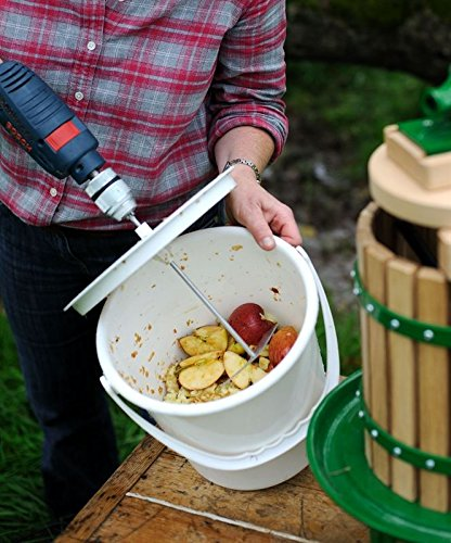 Pulpmaster Fruit Pulper With Bucket How To Make Cider